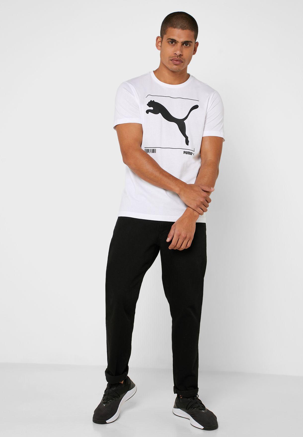 Nu-Tility Graphic T-Shirt
