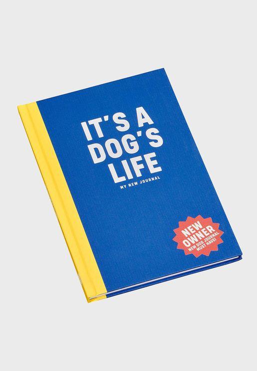 دفتر يوميات الكلب