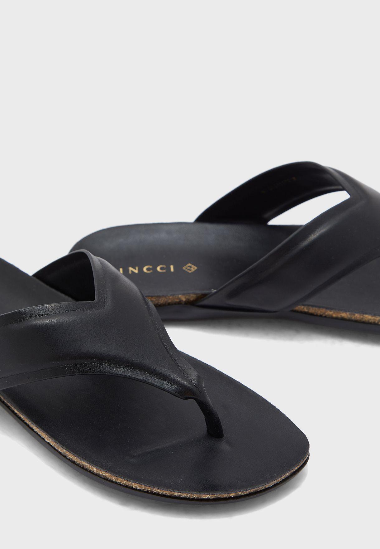 T Bar Flat Sandals