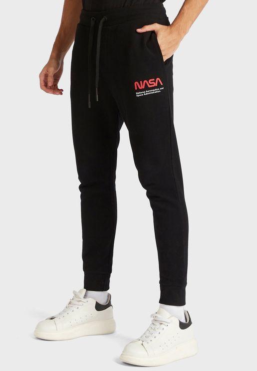 Nasa Cuffed Sweatpants