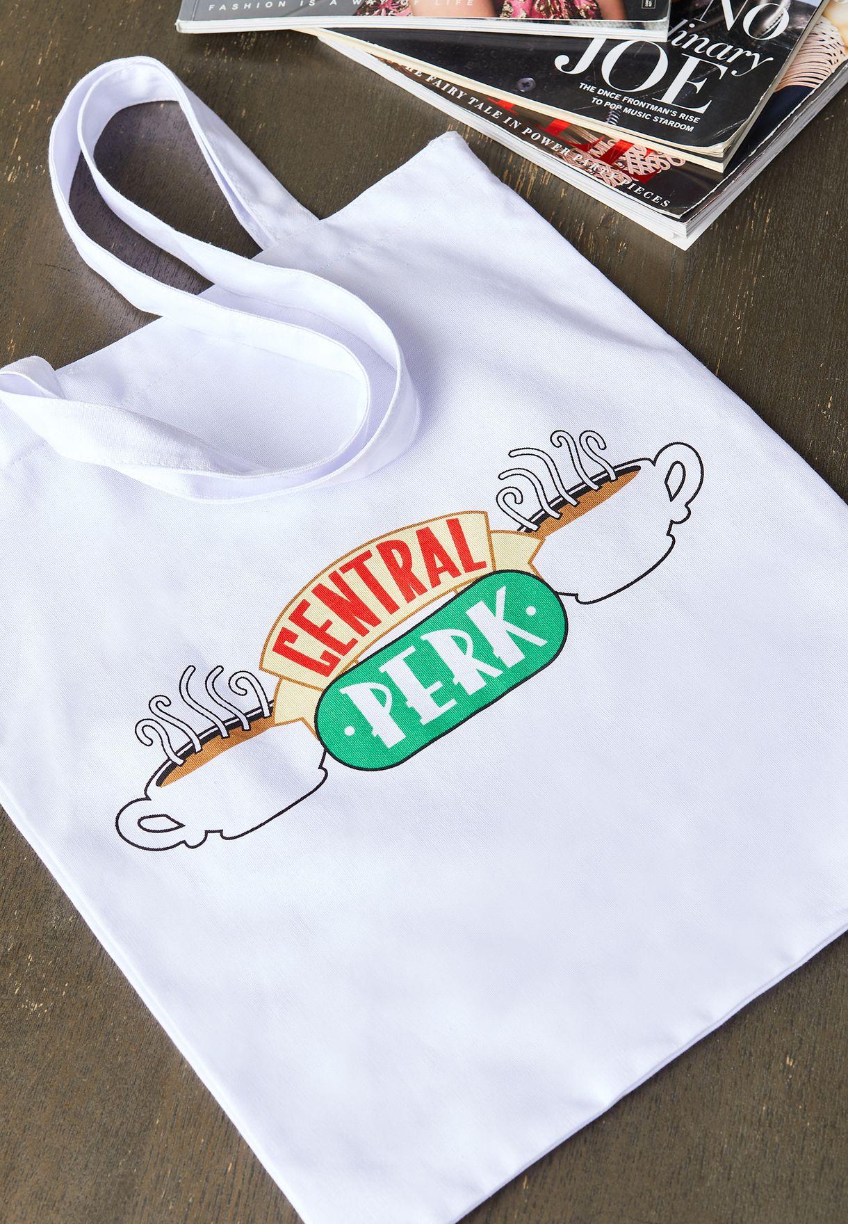 Friends Central Perk Shopper Bag