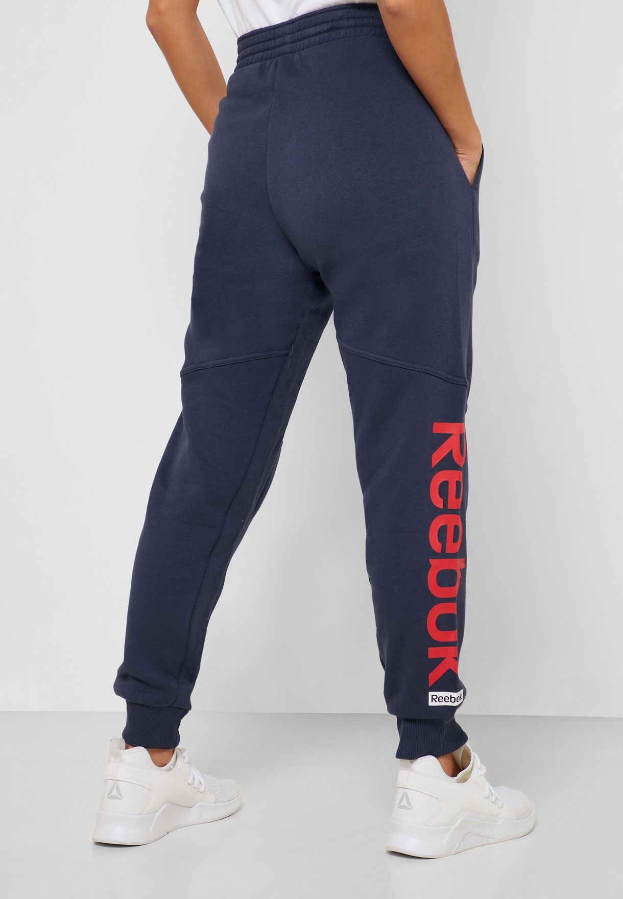 Linear Logo Sweatpants