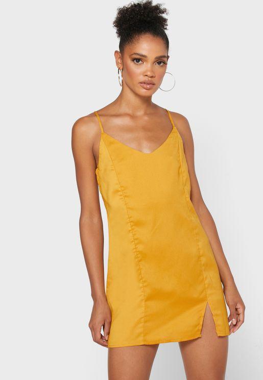 Back Cami Dress