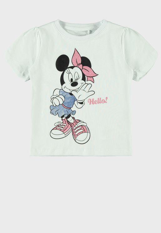 Kids Minnie T-Shirt