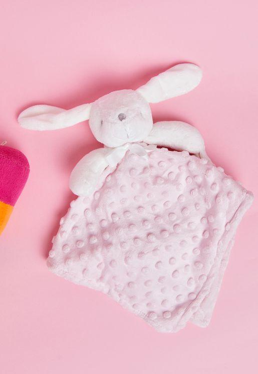 بطانية شكل ارنب
