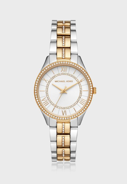 MK4454 Lauryn Analog Watch