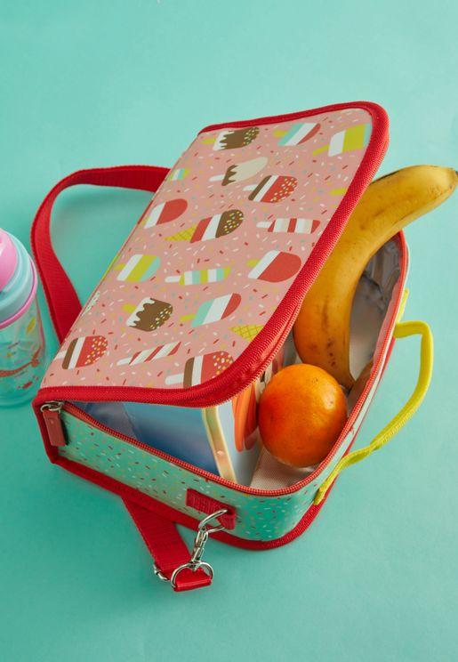 Kids Ice Cream Lunch Box