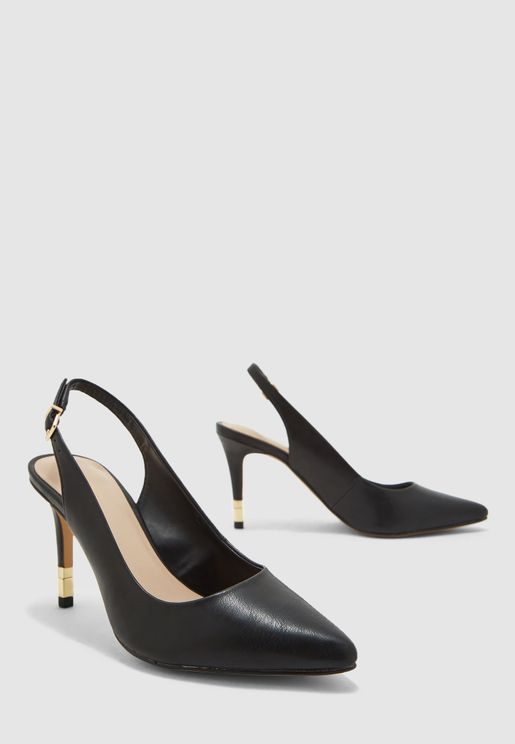 Vadrielia Low Heel Pump