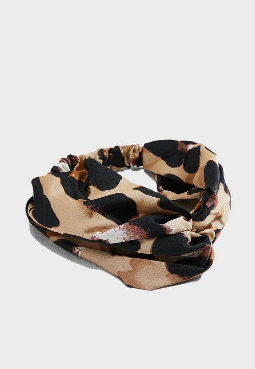 c1602c00bf0649 Calithien Knot Detail Headband