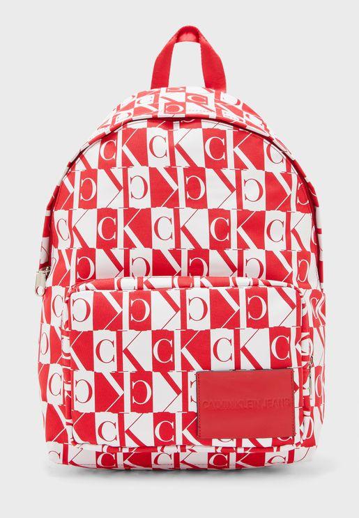 Logo AOP Backpack