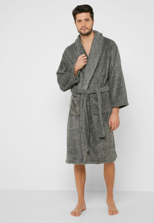 Twist Shawl Robe b4f0749d5