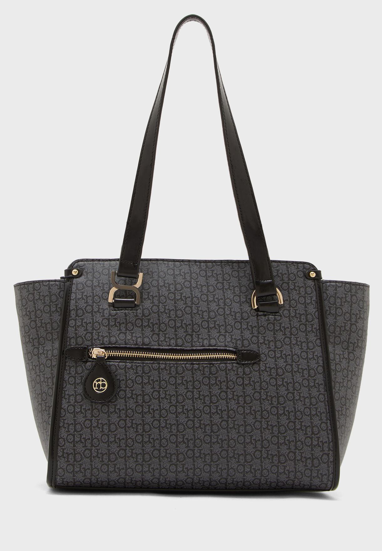 Avant Zip Detail Shopper