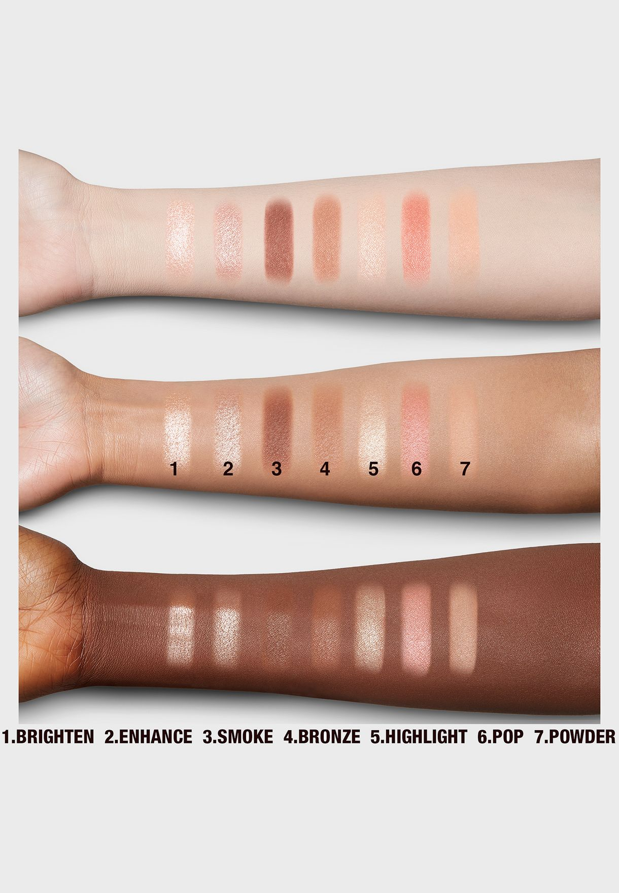 Instant Look Of Love In A Palette - Pretty Blushed Beauty