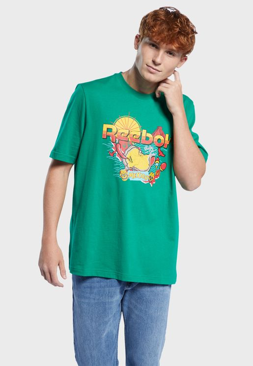 Classics Graphics Souvenir T-Shirt