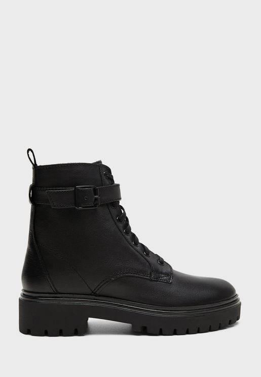 Beatle Ankle Boot