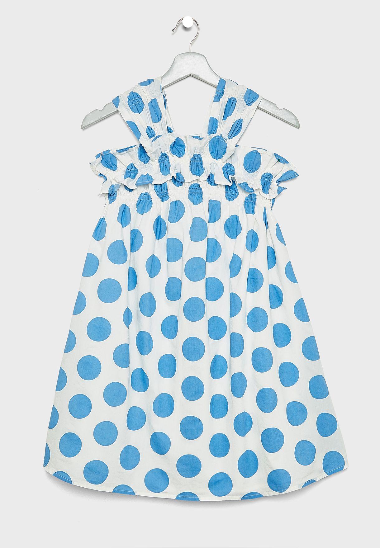 Kids Polka Dot Dress