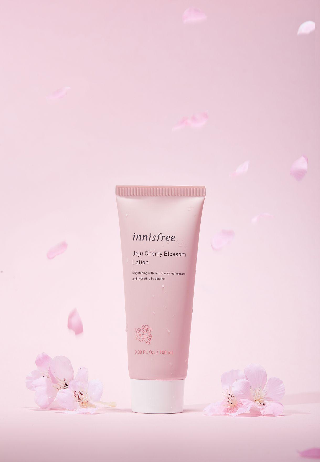 Jeju Cherry Blossom Lotion 100ml