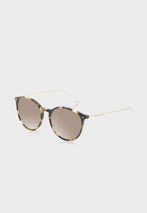 L SR777002 Cateye Sunglasses