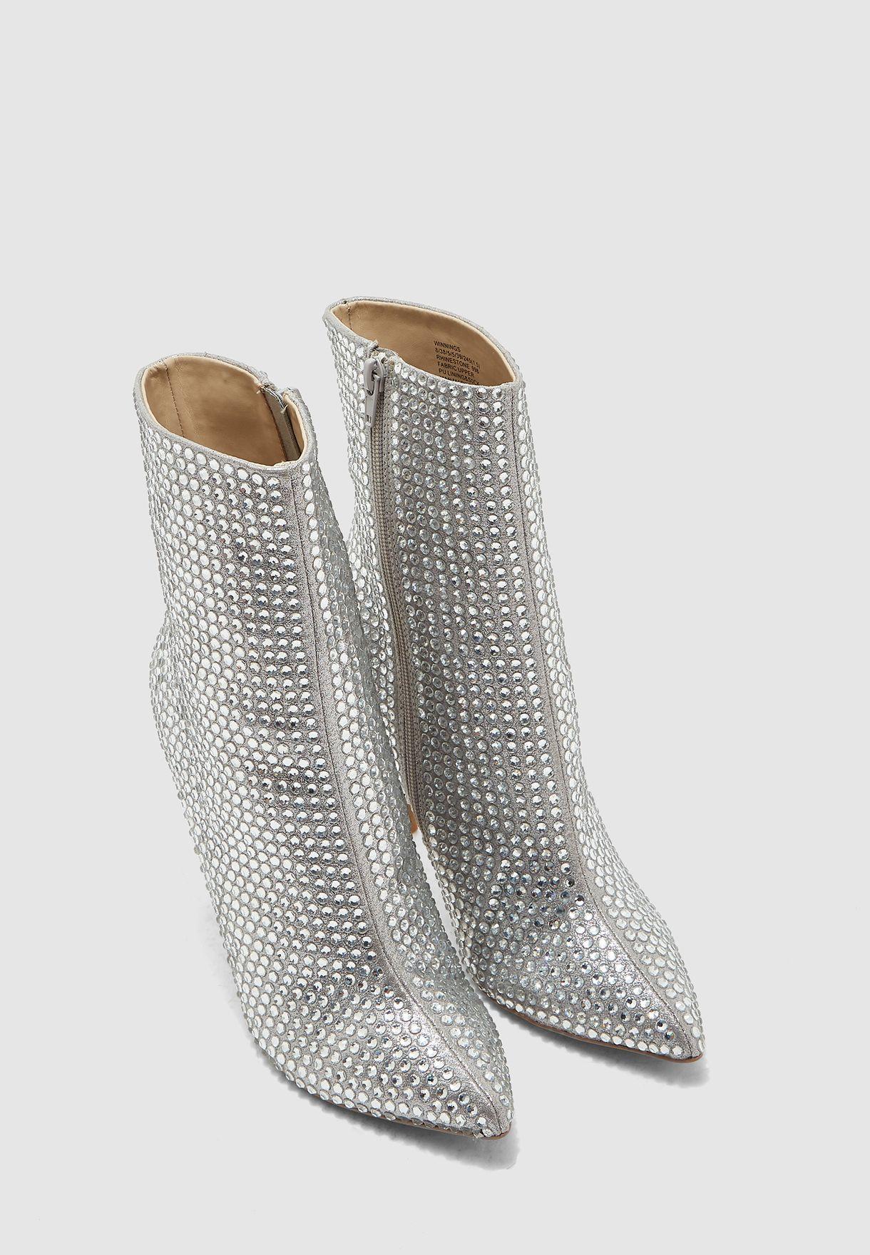 Winnings Ankle Boot