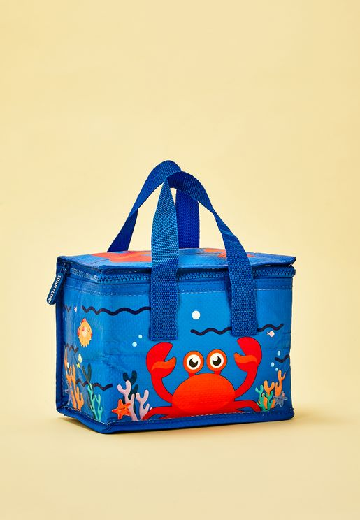 Crabby Lunch Tote
