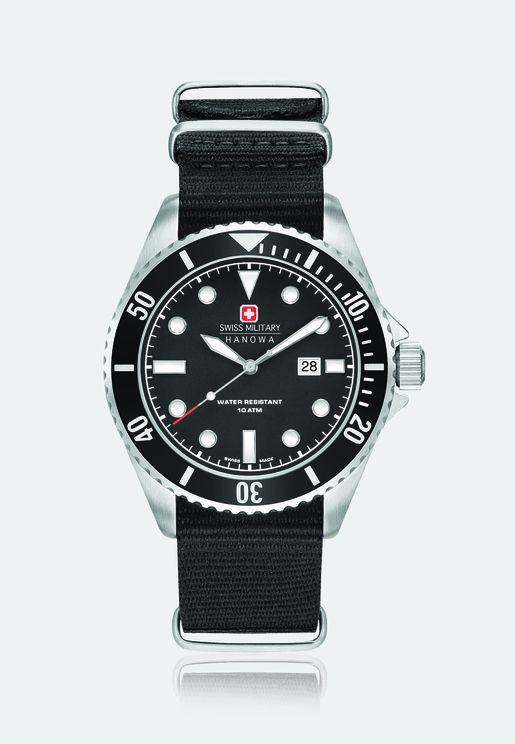 W S6-4279.04.007.07 Sea Leon Watch