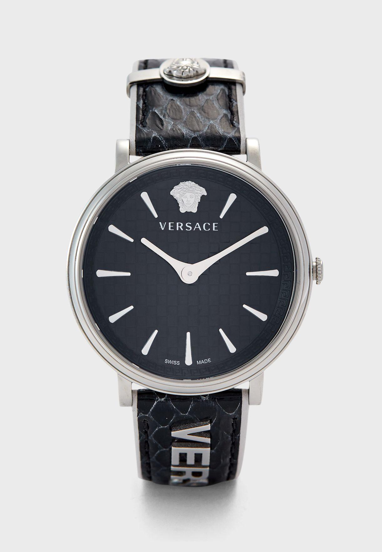 Circle Analog Watch