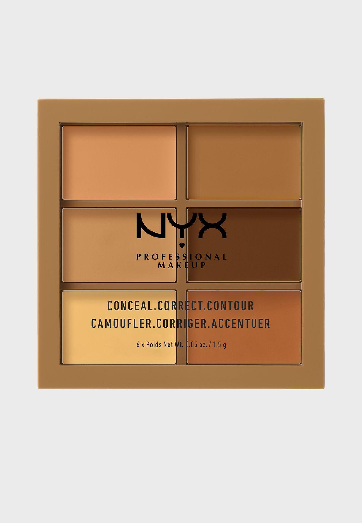 Conceal, Correct Contour Palette