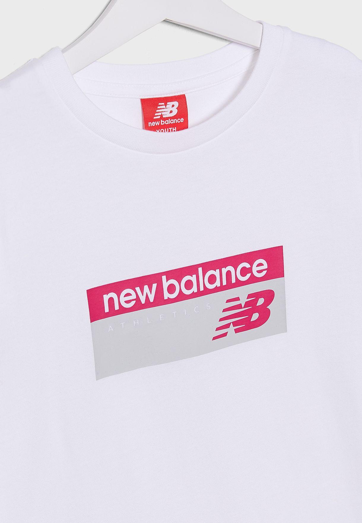 Youth Athletics Banner T-Shirt