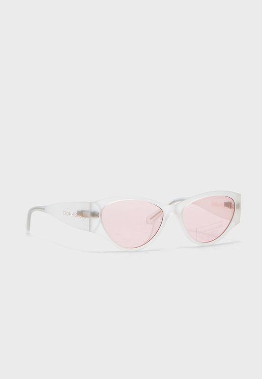 Ckj19505S Aviator Sunglasses