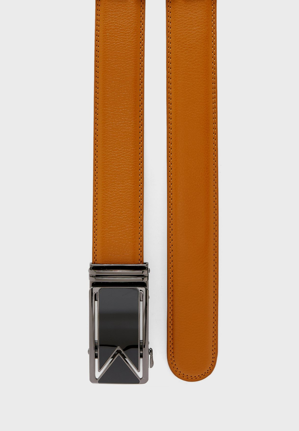 Formal Free Size Genuine Leather Belt