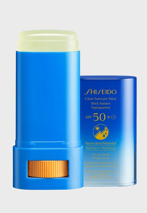 Clear Suncare Stick Spf50+
