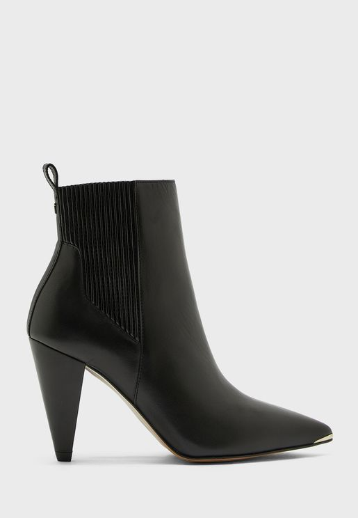Conella High Heel Ankle Boot