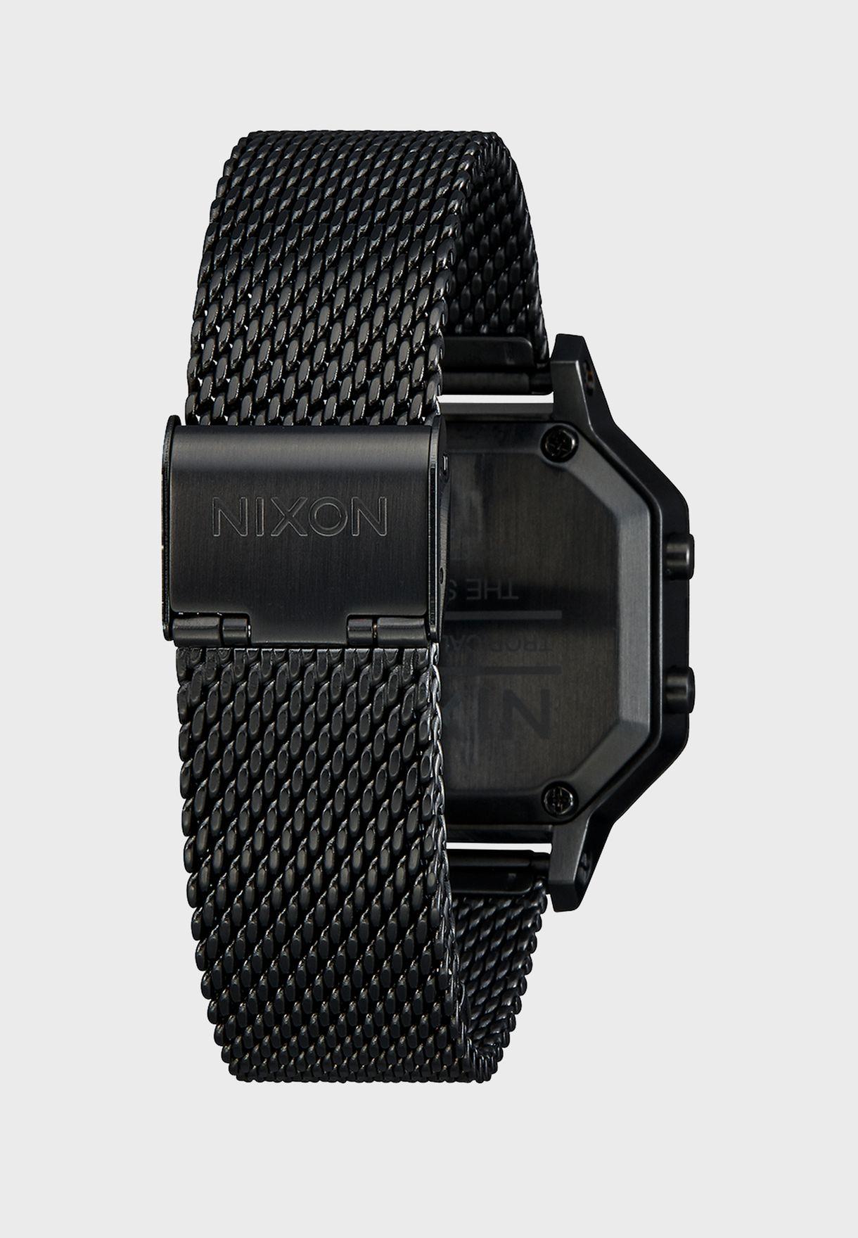 Siren Milanese All Black Watch