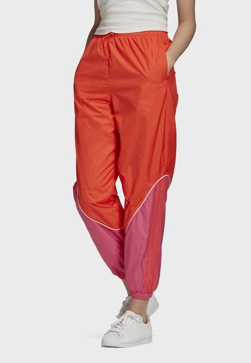 Colour Block Track Pants