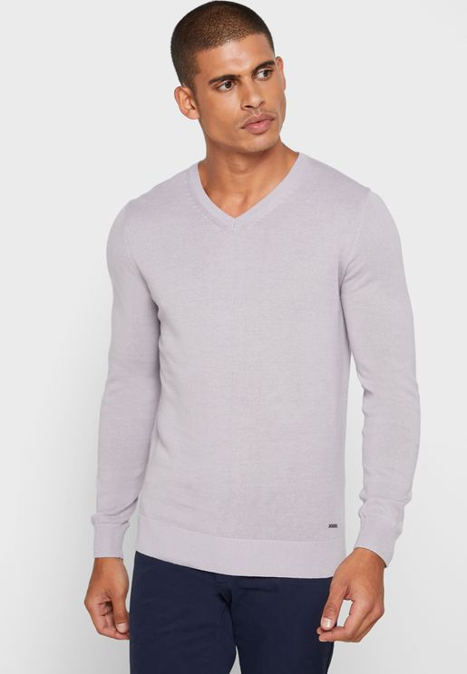 Essential Regular Fit Sweater
