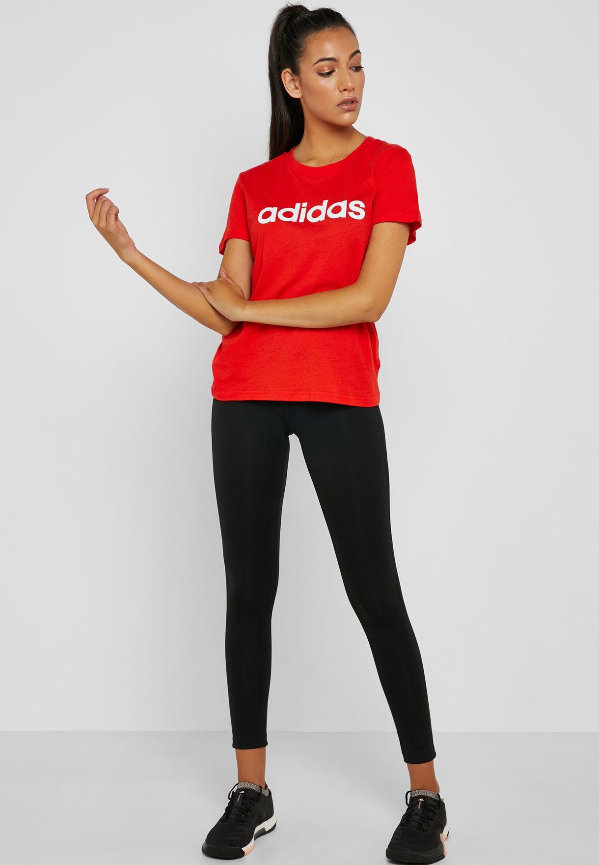 Essential Linear Slim T-Shirt