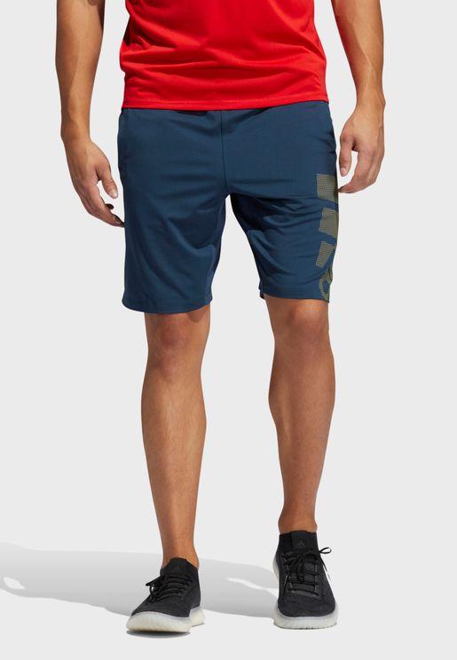 4KRFT Sport Graphic Shorts