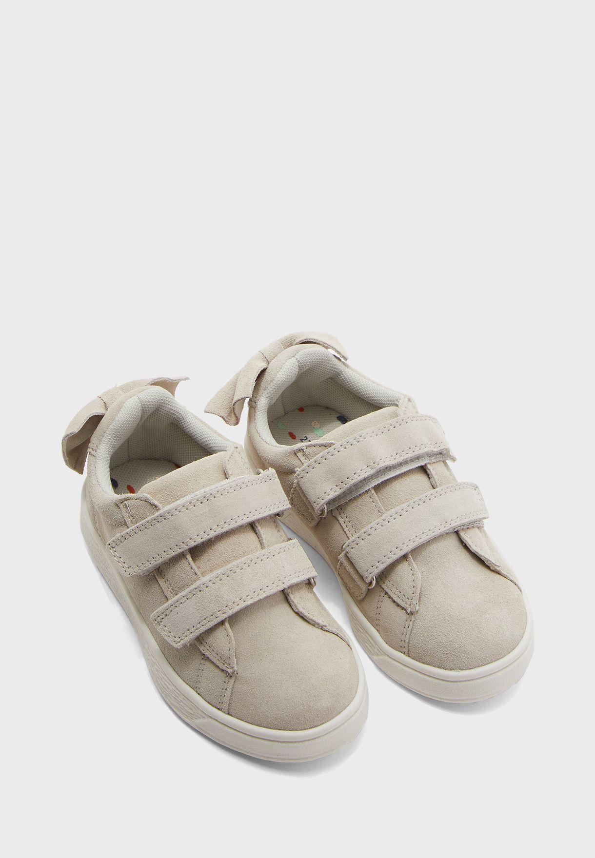 Kids Low Top Sneakers