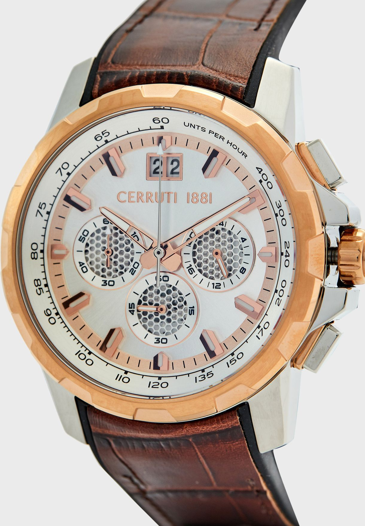 C CRWA26904 Grigno Chronograph Watch