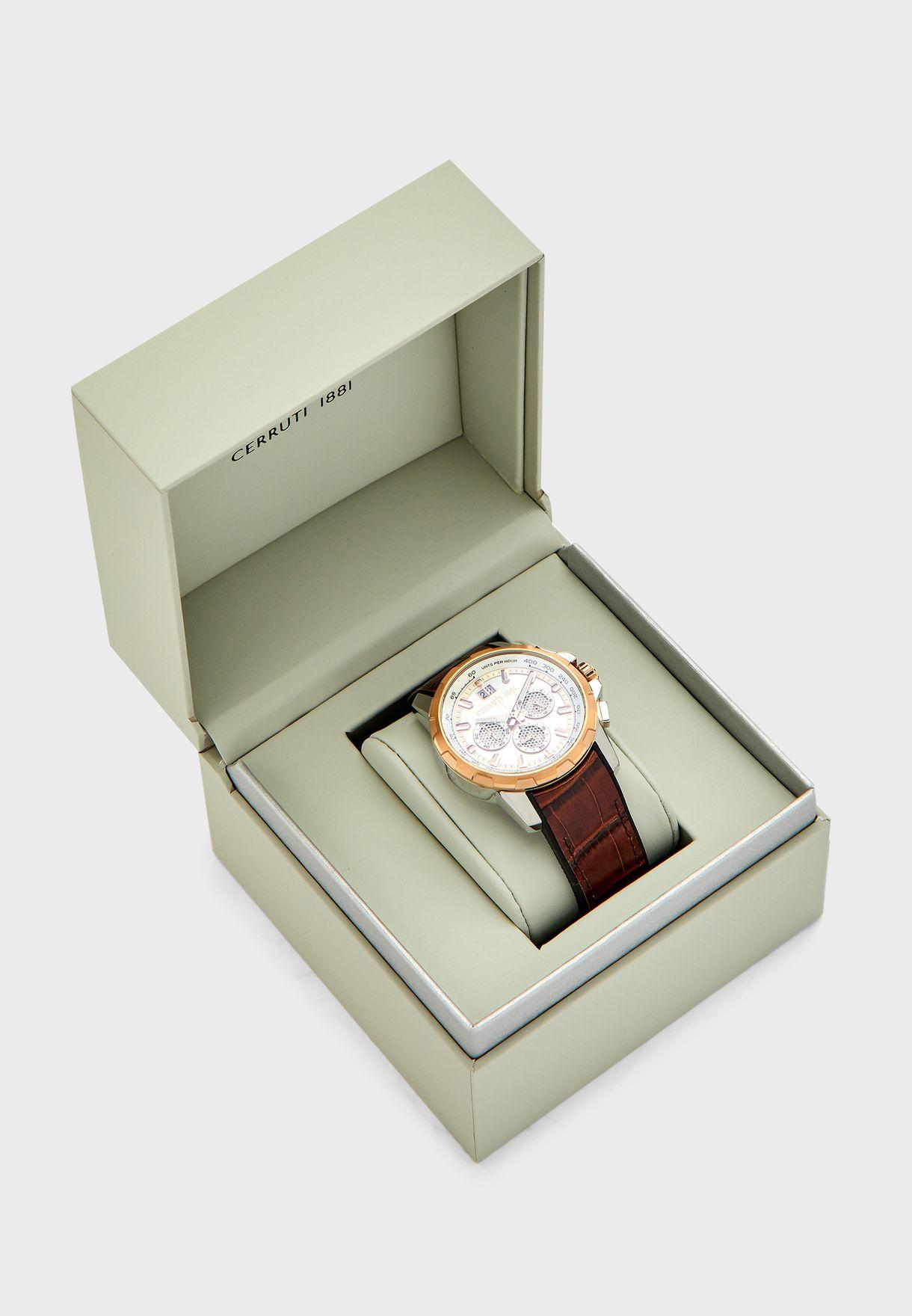 C CRWA26904 Grigno Chronograph Watch