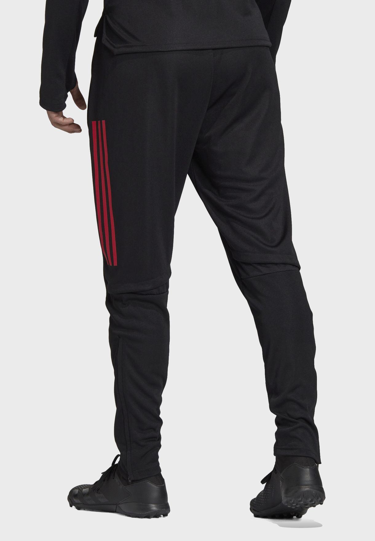 FC Bayern 3 Stripe Sweatpants