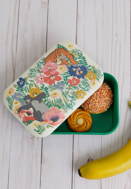 The Jungle Book Bamboo Lunch Box
