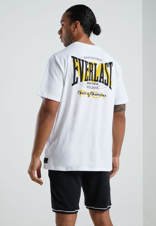 Everlast Stack Patch T-Shirt