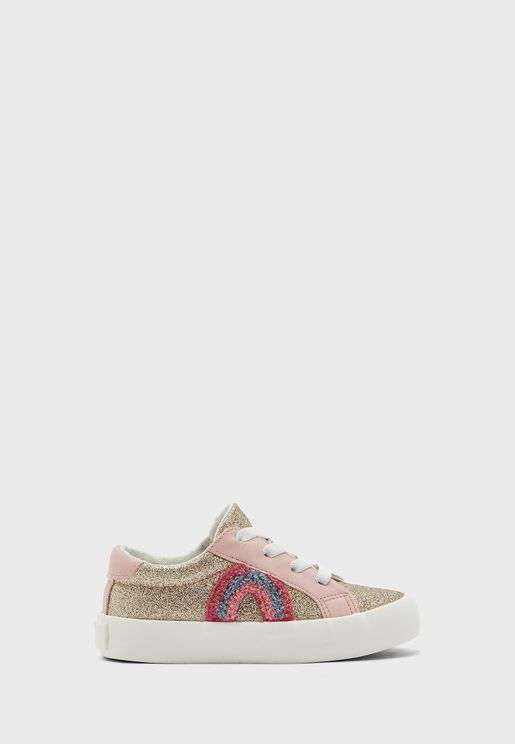 Kids Tibi Sneaker
