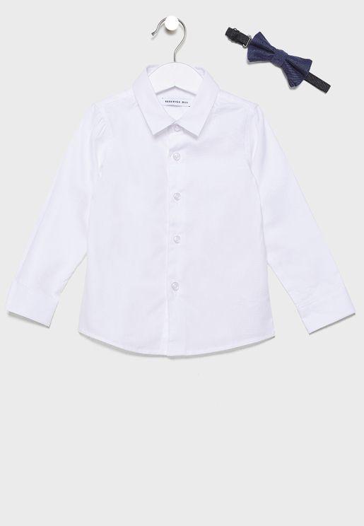 قميص بربطة عنق