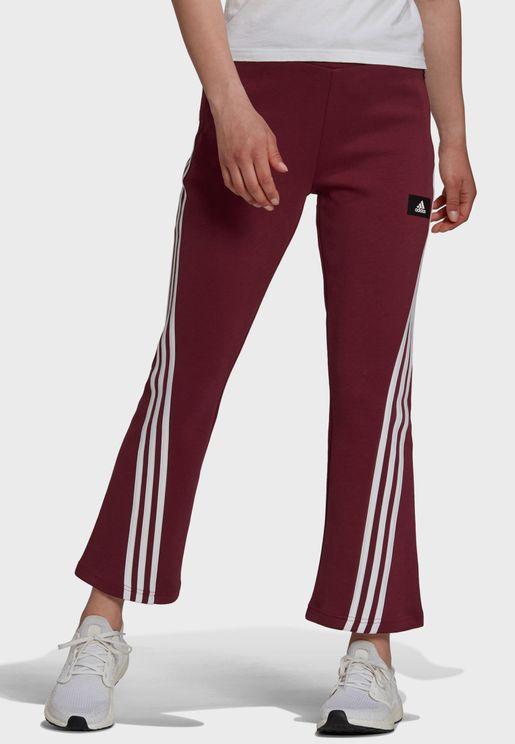 3 Stripe Future Icon Flare Pants