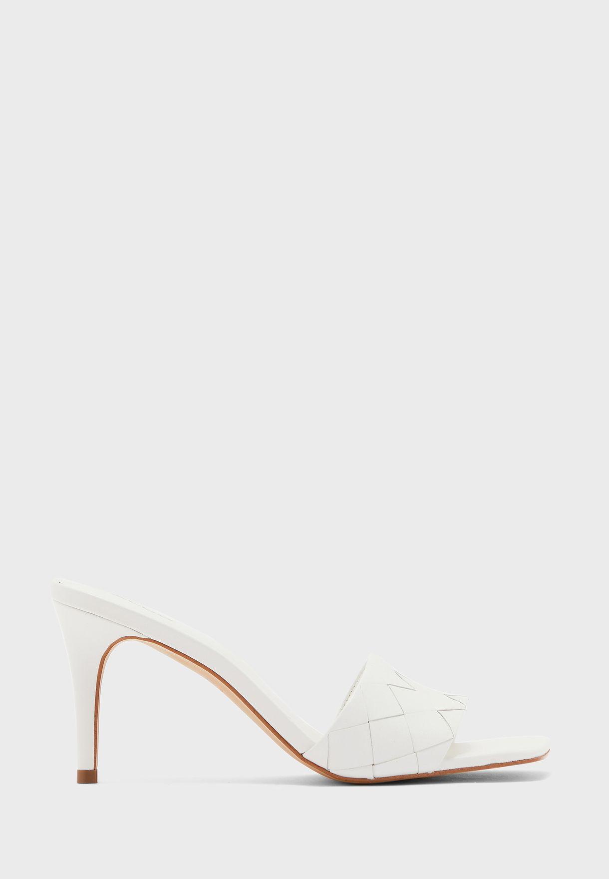 Acendan Mid Heel Sandal