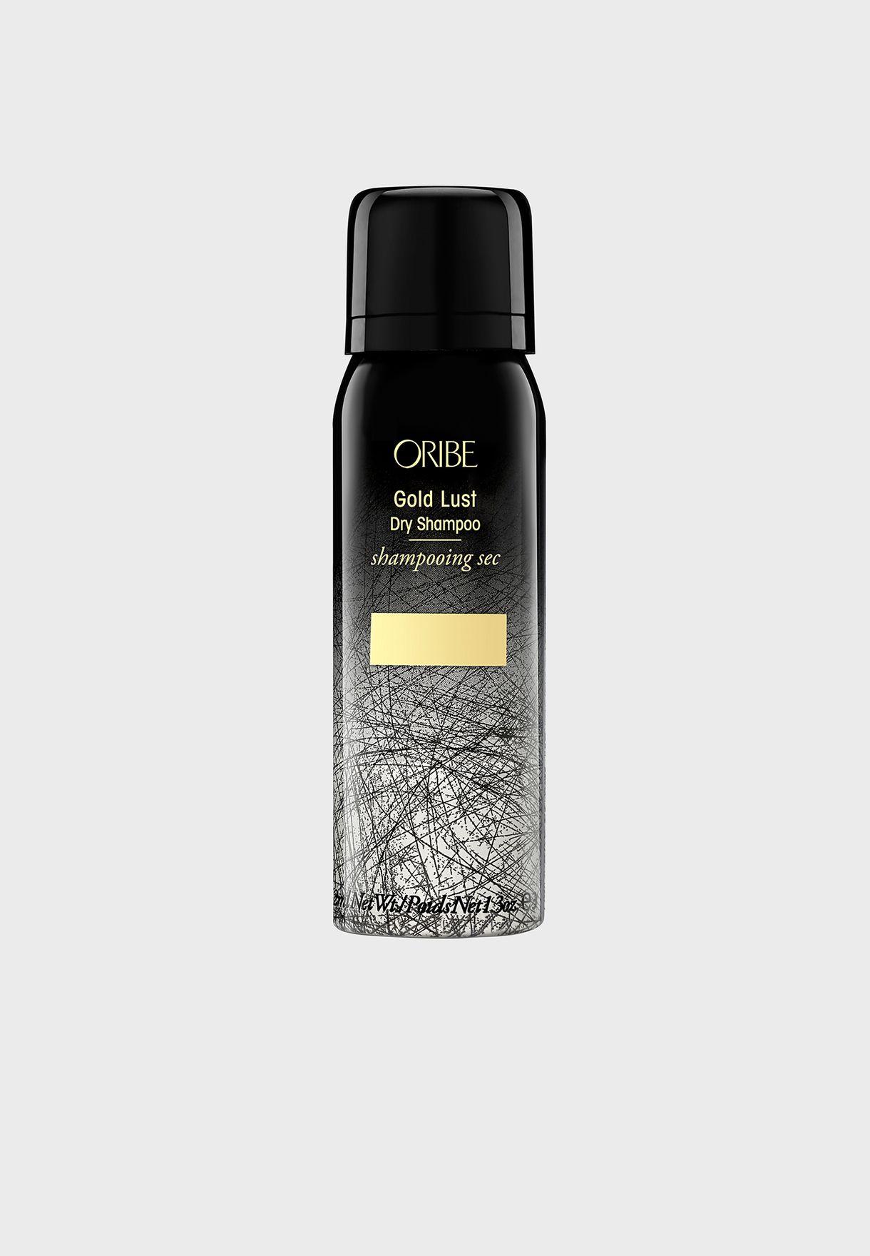 Gold Lust Dry Shampoo Travel Size