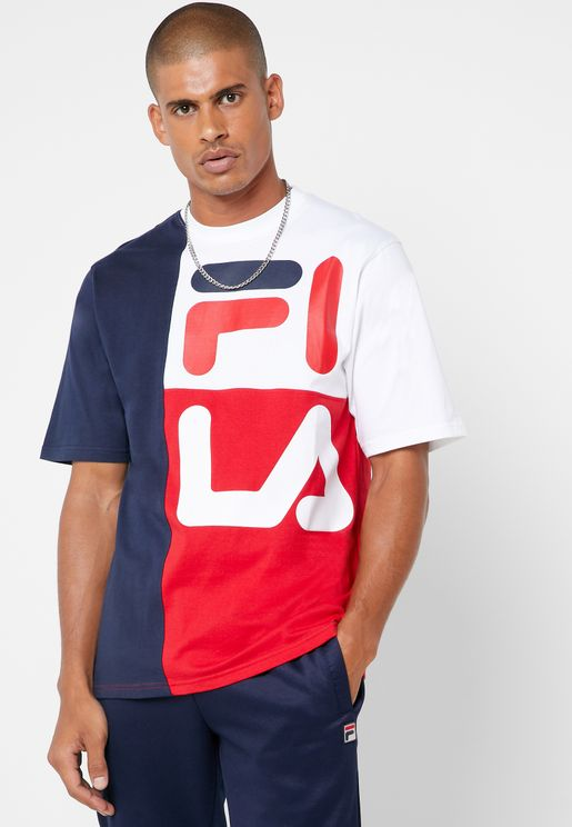 Indo Colour Block T-Shirt