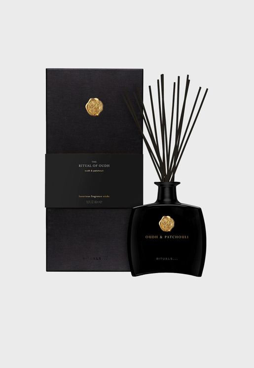 The Ritual of Oudh Fragrance Sticks